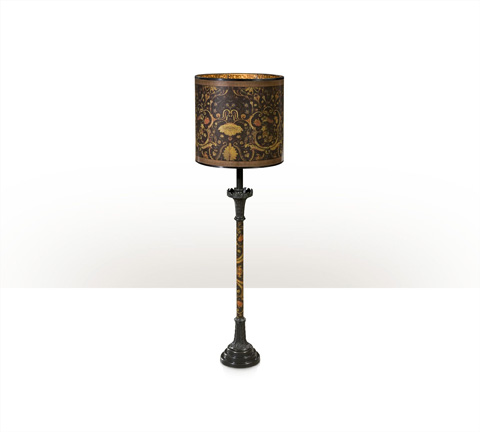 Theodore Alexander - Scenes From Sissinghurst Lamp - 2021-130