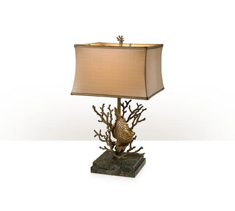 Theodore Alexander - Still Aquarium Lamp - 2021-865
