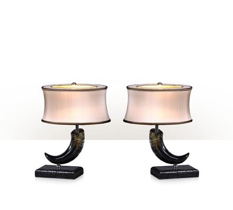 Theodore Alexander - The Buffalo Lamps - 2043-017