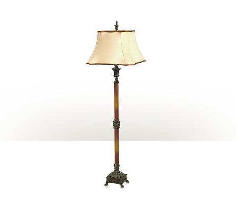 Theodore Alexander - Empire Standard Floor Lamp - 2121-086