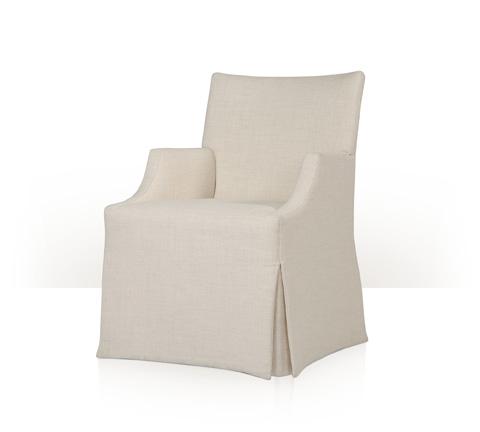 Theodore Alexander - Lia Arm Chair - 3002