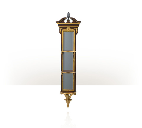 Theodore Alexander - An Architectural Cornice Mirror - 3102-031