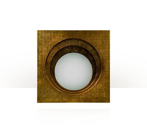 Theodore Alexander - Circled Steps Mirror - 3102-407