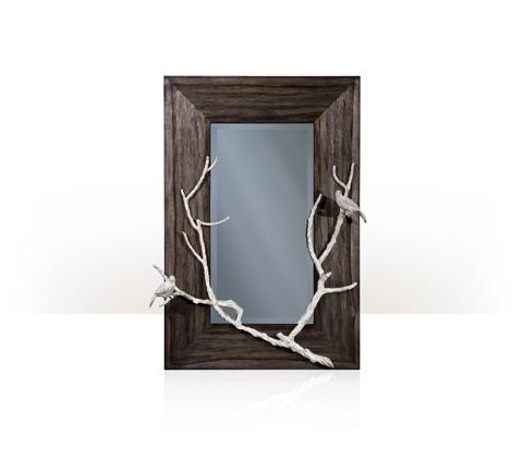 Theodore Alexander - Mirrored Glade Mirror - 3105-166
