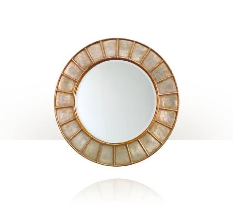 Theodore Alexander - In The Round Mirror - 3152-004