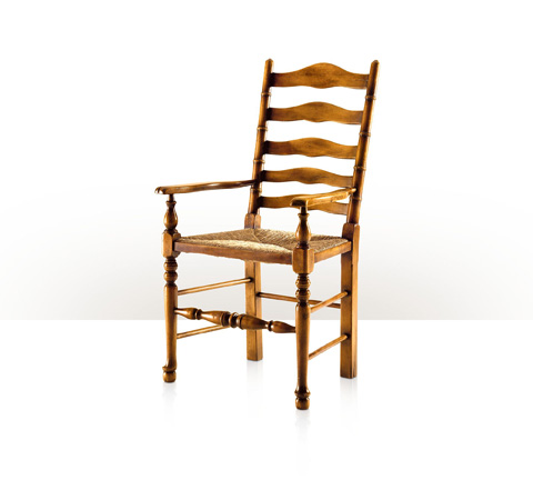 Theodore Alexander - An Early Supper Arm Chair - 4100-825