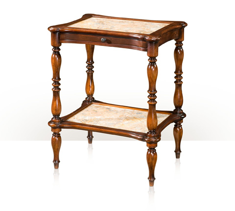 Theodore Alexander - Napoleonic Tiers End Table - 5000-025