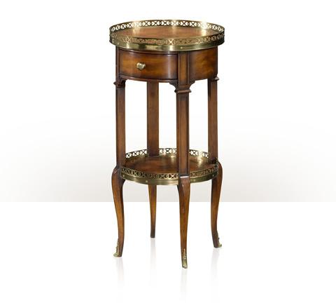 Theodore Alexander - Louis XVI Circle End Table - 5000-030BD