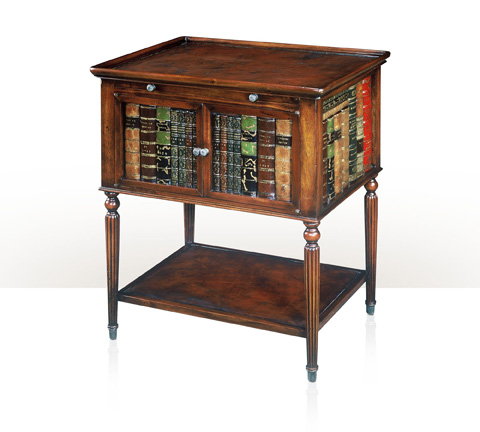 Theodore Alexander - Wisdom Of The Regency End Table - 5000-462