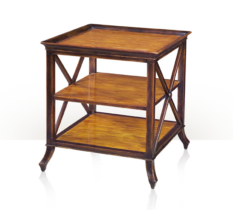 Theodore Alexander - Forest Pines End Table - 5000-517