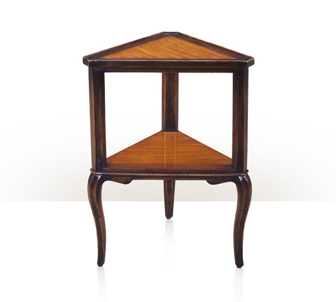 Theodore Alexander - A Corner Solution End Table - 5000-521