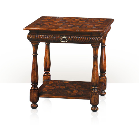Theodore Alexander - Elizabeth's Lamp Table - 5000-577