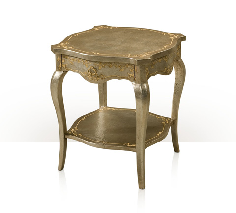 Theodore Alexander - Italian Flora End Table - 5002-222