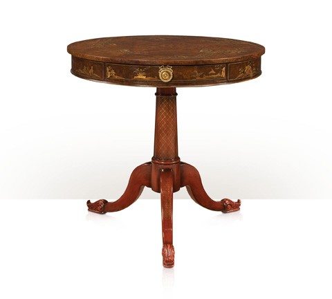 Theodore Alexander - Far East Fascination End Table - 5002-228