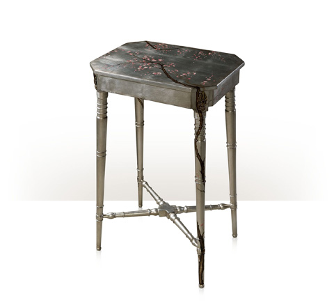 Theodore Alexander - Winter Blossom End Table - 5002-253