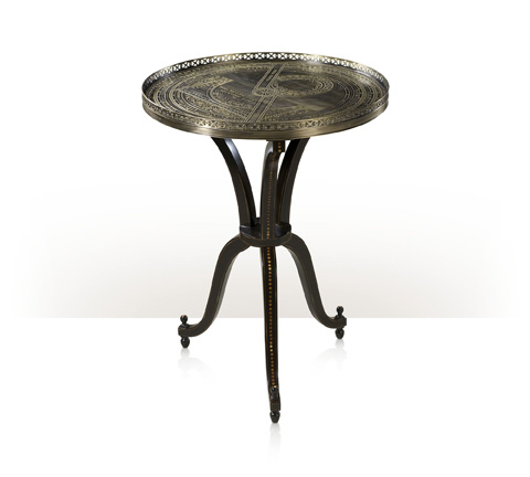 Theodore Alexander - Renaissance Astrolabe End Table - 5002-255