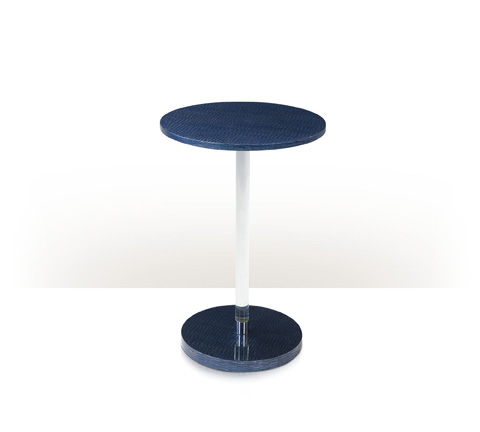 Image of Striate End Table