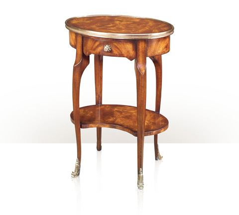 Theodore Alexander - Decorative Sabots End Table - 5005-367