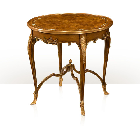Image of Slender Elegance End Table