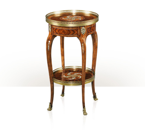 Theodore Alexander - April End Table - 5005-575
