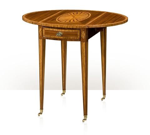 Theodore Alexander - Rosings Pembroke Table - 5005-715