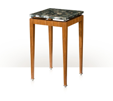 Image of Dark Pearl End Table