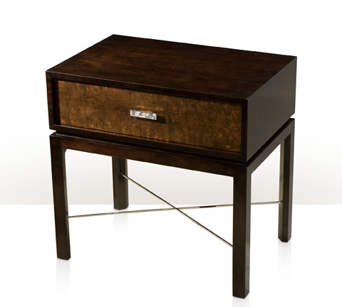 Theodore Alexander - Gold Leaf End Table - 5005-754