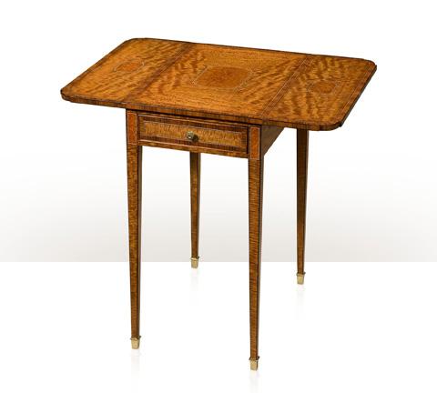 Theodore Alexander - Wilton Pembroke Accent Table - 5005-762