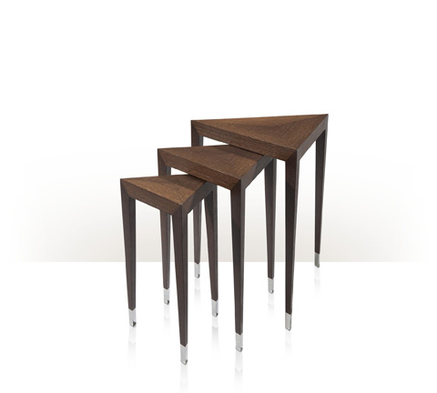 Theodore Alexander - Triangulate Nesting Tables - 5005-862