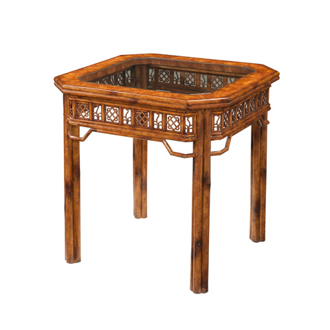 Theodore Alexander - Wuhan End Table - 5008-020