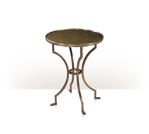 Theodore Alexander - French Opalescence Accent Table - 5012-024