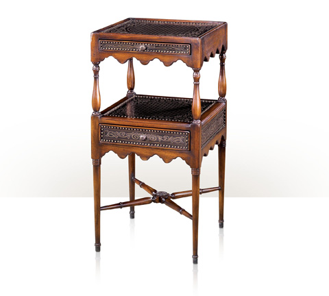 Theodore Alexander - By A Regency Engraver Accent Table - 5021-045