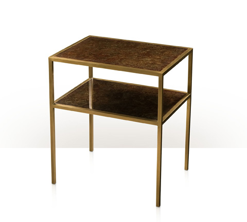 Theodore Alexander - Golden Rectangle End Table - 5021-266
