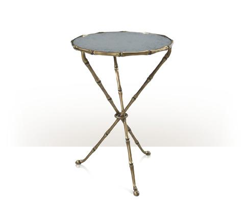 Theodore Alexander - Mirrored Coastal Table - 5021-273