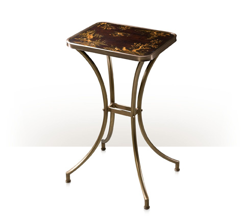 Theodore Alexander - Chinoiserie Framework End Table - 5021-276