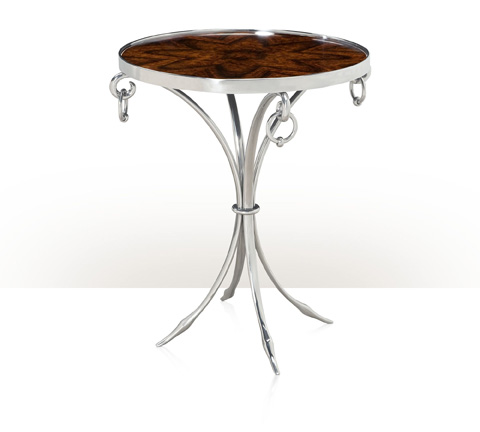 Theodore Alexander - Rings Pendant End Table - 5029-048