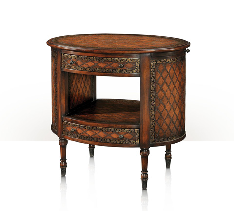 Theodore Alexander - The Open Occasional Table - 5033-067BD