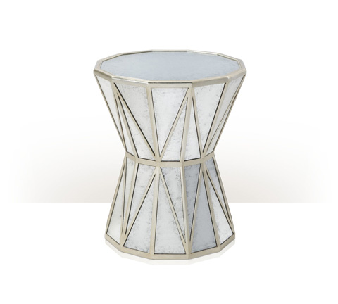 Theodore Alexander - A Dozen Leaves End Table - 5050-004