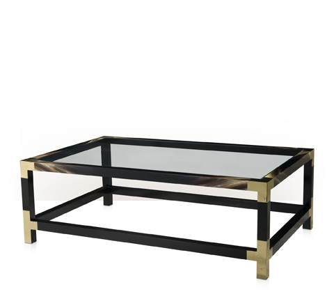 Theodore Alexander - Cutting Edge Cocktail Table - 5102-049