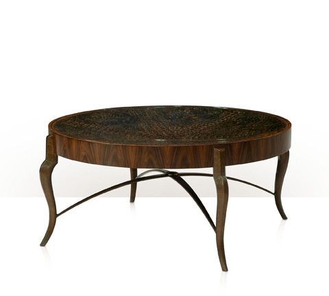 Theodore Alexander - Kalahari Bowl Cocktail Table - 5105-288