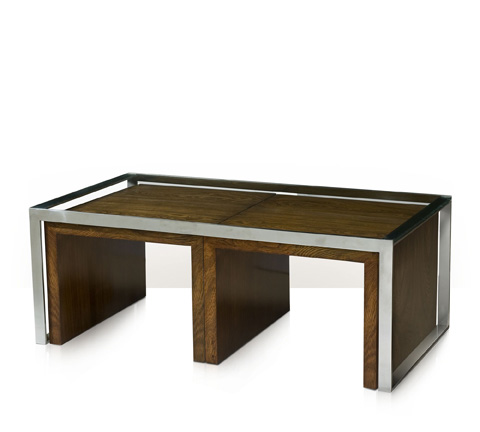 Theodore Alexander - On Form Cocktail Table - 5105-342