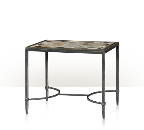Theodore Alexander - Lozenge Top Cocktail Table - 5111-003