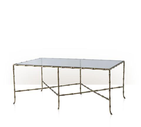 Theodore Alexander - Samui Cocktail Table - 5121-067