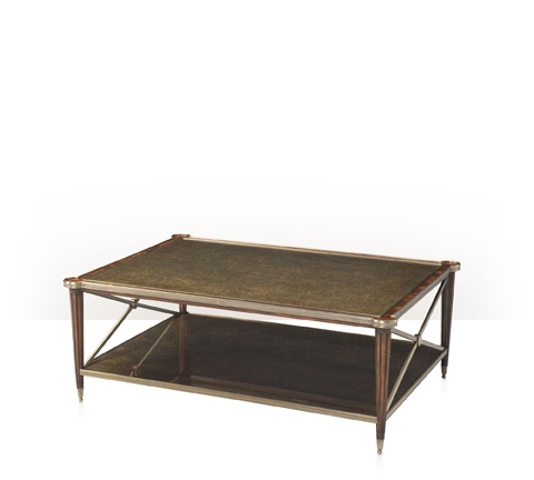 Theodore Alexander - Empire Reflections Cocktail Table - 5152-015