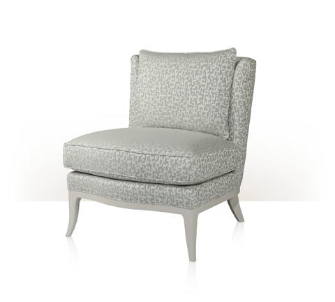 Theodore Alexander - Juno Slipper Chair - 5187