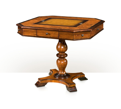 Theodore Alexander - An Occasional Games Table - 5200-028