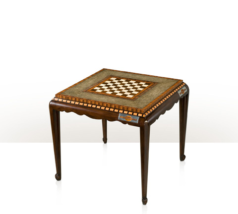 Theodore Alexander - Convivial Game Table - 5205-100