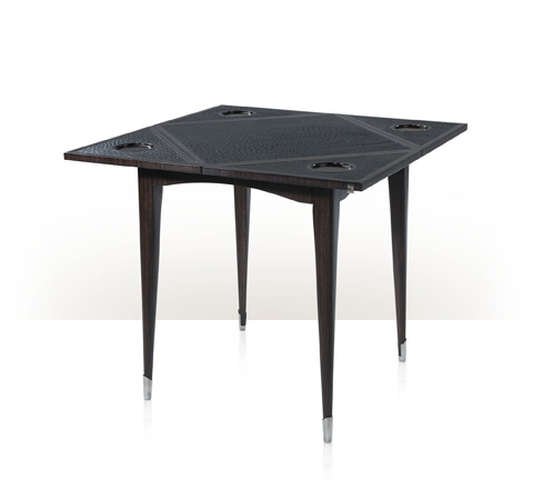 Theodore Alexander - Four Fold Game Table - 5205-105
