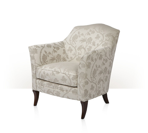 Theodore Alexander - Claud Club Chair - 5213