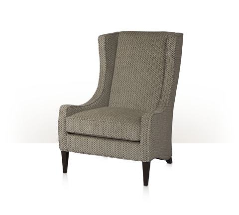 Theodore Alexander - CarineWing Chair - 5242